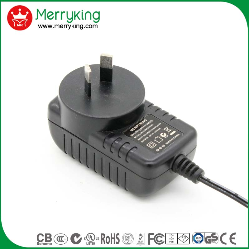 Switching Power Supply 5V 1A AC DC Adapter 5V 1000MA 5 W Adapter