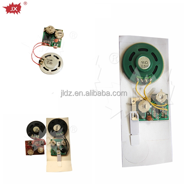 Melody chip for greeting card,voice chip,voice otp chips
