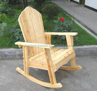 Adirondack Chairs-King Rock Chair