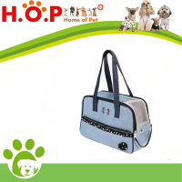 Portable Pet Carrier Travel Bag Tote Kennel Puppy Dog Cat DENIM BLUE pet bag