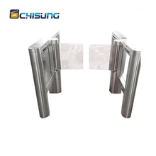 High Quality Sample Supermarket Manual Swing Barrier Gate