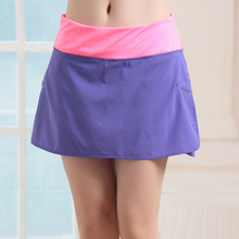 plain soft comfortable tennis tennis skirt fitness clothes women sportswear manufacturer