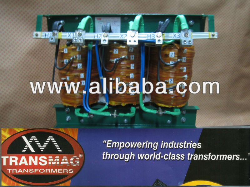 TRANSMAG General Purpose Dry Type Transformer