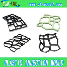 Walkway Stamp Concrete Block Plastic Mould Paver Rubber Mould