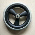 8 inch Wheelbarrow Wheels for Baby Stroller Wheel, Baby Walker Wheel, Stroller Wheel