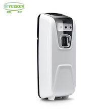 Wall mounted eco-friendly mini auto scent air freshener machine/free standing electric fragrance dispenser YK3580