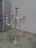 table candle stand - metal candle holder - home candle stick- table centerpiece