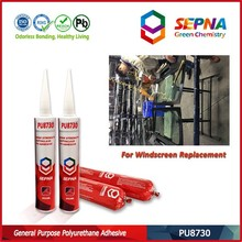 Car Cracked Safety Front Glass Adhesive Sealant
