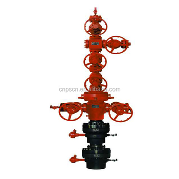 Thermal Recovery Wellhead Assembly and Christmas Tree for heavy oil production