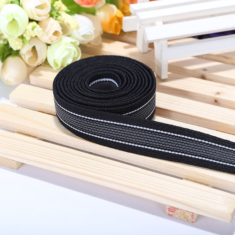 The most popular high qulity webbing belt / seatbelt webbing / rubber webbing