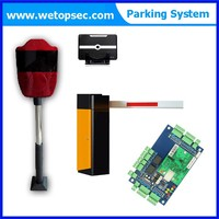 High Quality Bluetooth Tag Parking Lot Car Parking System