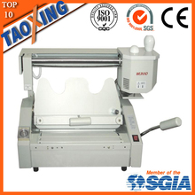 factory export with lower price T460 glue binding machine with C68 creaser for book