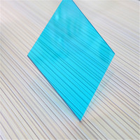 100% virgin Lexan material Flame resistance certificate polycarbonate uv400 protection with good quality for roofing