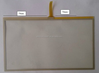 Original New 7 inches GPS Tablet Touch Screen, Digitizer, Panel, LCD Glass, Display Replacement For 161 * 96 * 30MM DG525