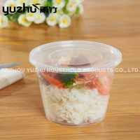 Best Quality Hot Selling Disposable Food Container Plastic