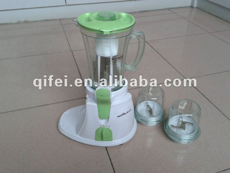 Power grind juicer