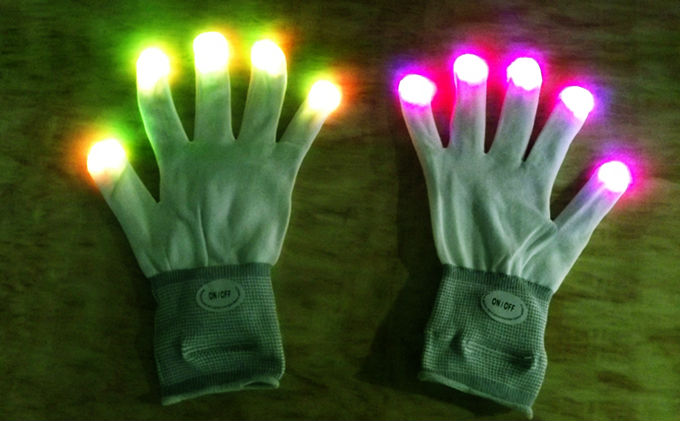 Magical Mitts led flashing musical glove