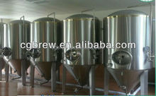 2000L full automatic microbrewery equipment fermenting production line