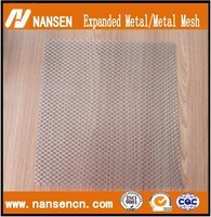 galvanized expanded metal/aluminum expanded metal mesh/stainl with ISO Certificate