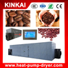 commercial dehydration type of coffee fruit drying machine