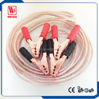 High Quality Auto Car Booster Jump Cable Intelligent 4m Booster Cable 300amp 400amp 500amp 600amp