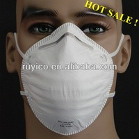 certificated n95 dust mask respirator