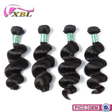 Wholesale Price Alibaba China AAAAAAA Grade Virgin Unprocesed Malaysian Human White Hair Extensions