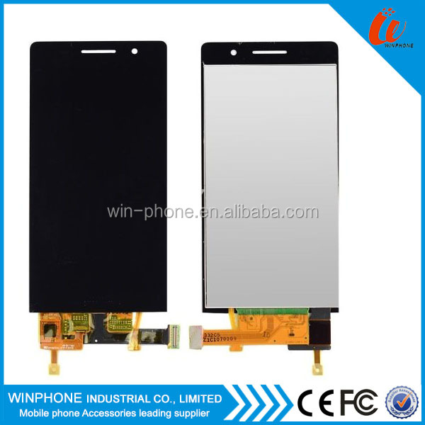LCD Screen Wholesale for Huawei Ascend P6 LCD and Digitizer