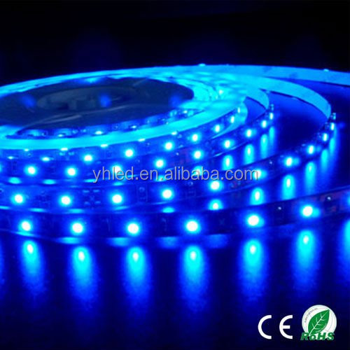 Factory export led light 12V 24V 60leds high lumens SMD5050 waterproof ip68 led strip light down led ceiling lamps