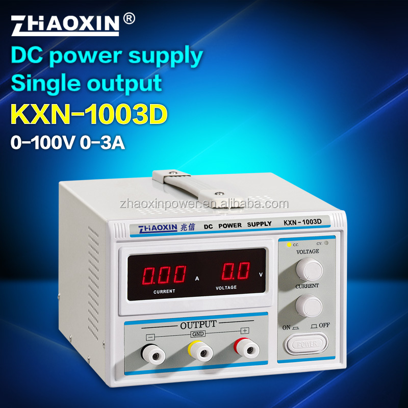 ZHAOXIN KXN-1003D Switching variable dc regulated power supply factory