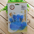 Five finger brush comb in blistercard packing