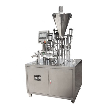 capsule coffee/coffee capsule packing machine/single k cup filling machine
