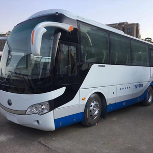 China made coach KING-LONG YU-TONG 35 55 seats used bus second hand bus for sale