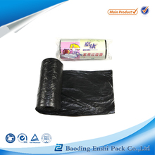 color print packaging ecological plain plastic garbage bag