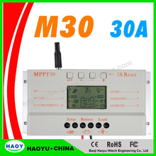 MPPT 30A solar <strong>charge</strong> <strong>controller</strong> 5V USB Charger 12V 24V Solar Panel Battery LCD Charger <strong>Controller</strong> auto work mppt 30 30Amps