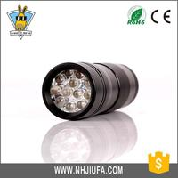 led super ray flashlight camping torch light