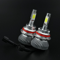 High quality M2 12V 20W H13 COB LED Auto Headlight light