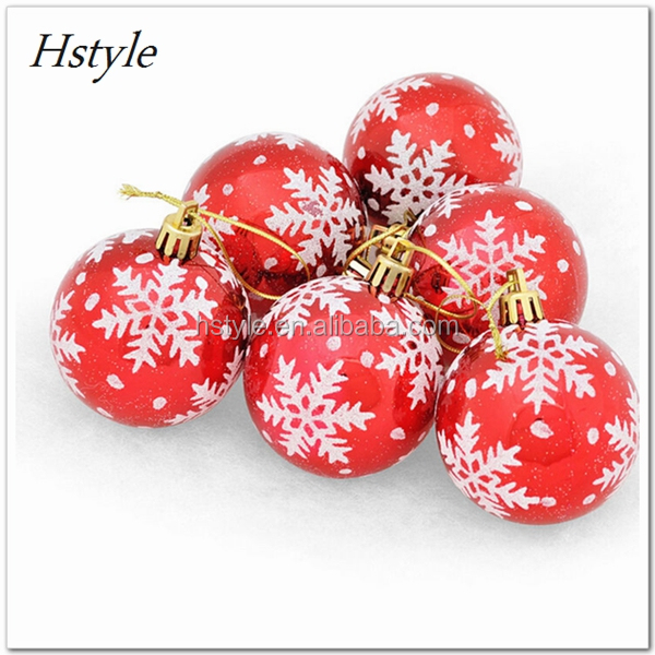 Beautiful Christmas 8CM Silver Stamp Hanging Christmas Balls For Kids Children Gifts Presents Trees Hanging Balls SSD014