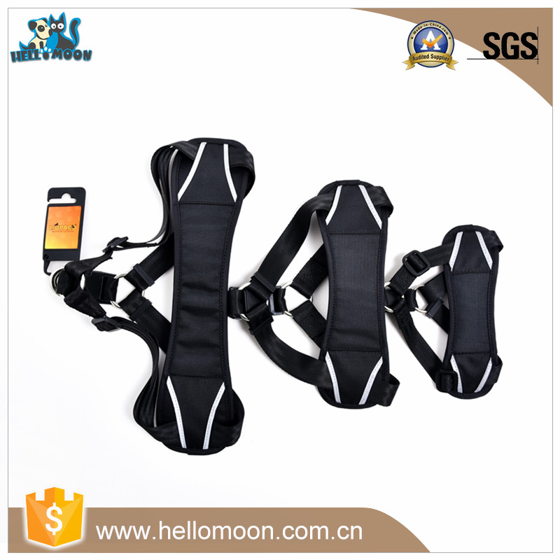 Hellomoon Adjustable Pet Chest Strap Car Seat Safety Dog Harness