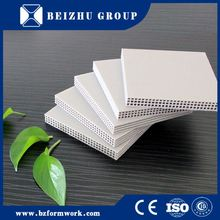 Second hand concrete molds expanded pvc board