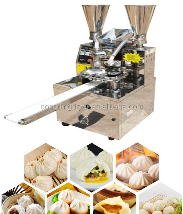 Easy operation steamed stuffed bun making machine have low price
