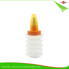 ZY-F3029A Hot Sale 100% Food Grade Plastic Cake Decorating Icing Squeeze Bottle