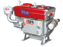 Single Cylinder and Kick Start 20hp changfa diesel engine price