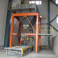 Refractory Material big bag packing system supplier