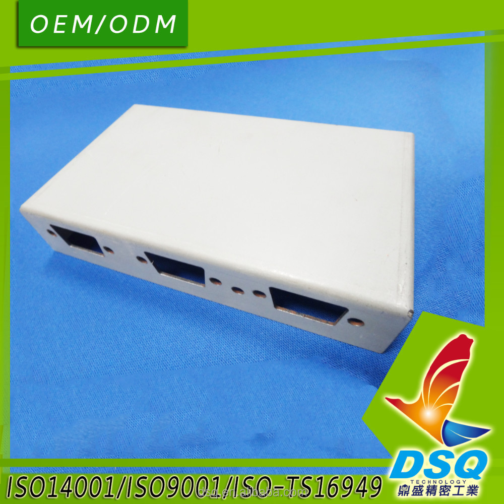 Customized Bending Metal Electronic Case