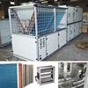 Clean type package air conditioning unit for clean room (condensing unit and AHU)