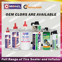 Tyre Sealer, Tire Sealer & Inflator, Tube and Tubeless Tyre Sealant