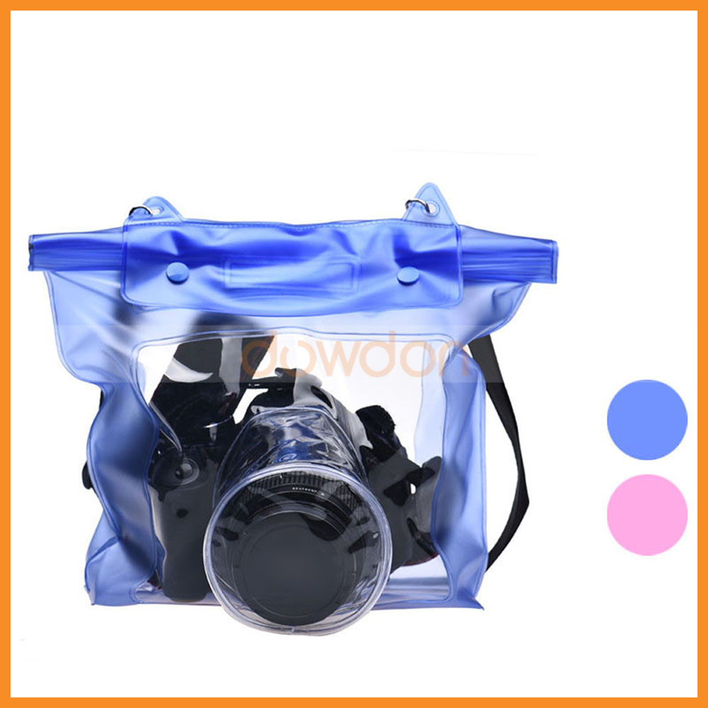 Eco-friendly PVC Travel Digital Camera Waterproof Housing Case