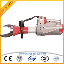 Firefighting Rescue Tools Vehicle Mounted Battery Portable Steel Cutters