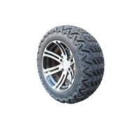 Good quality cheap 145/70-6 rubber kingruth atv tyre